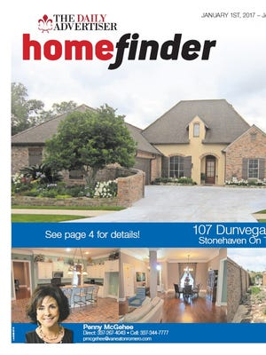Homefinder, Jan. 1, 2017