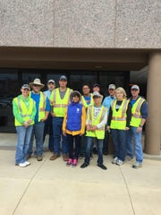 Atmos Energy employees and family members participate
