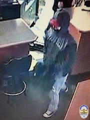 Keizer police are searching for two men suspected of