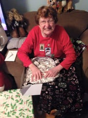 Stella Olson, 80, is described by her granddaughter