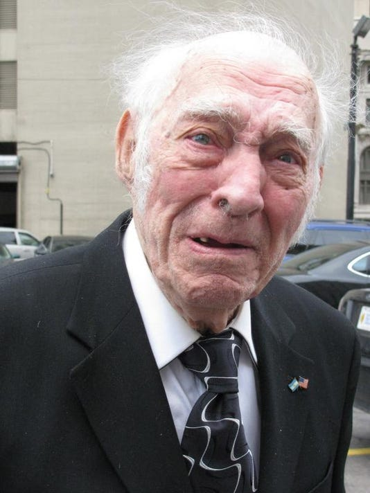 APTOPIX Elderly Drug Bust