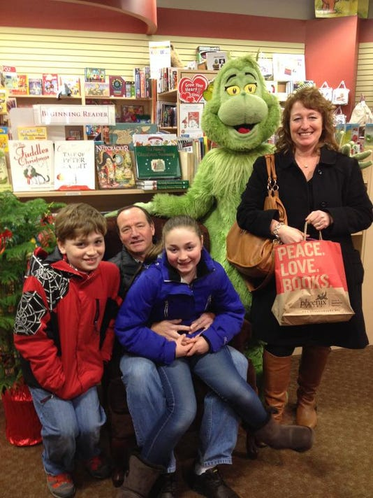 McNamara family of Underhill, VT poses with the Grinch (3).jpg