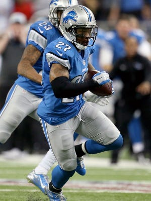 Lions safety Glover Quin