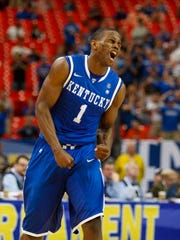 Kentucky won the SEC tournament in 2011, beating Florida in the championship game thanks to an MVP performance by Darius Miller at the Georgia Dome.