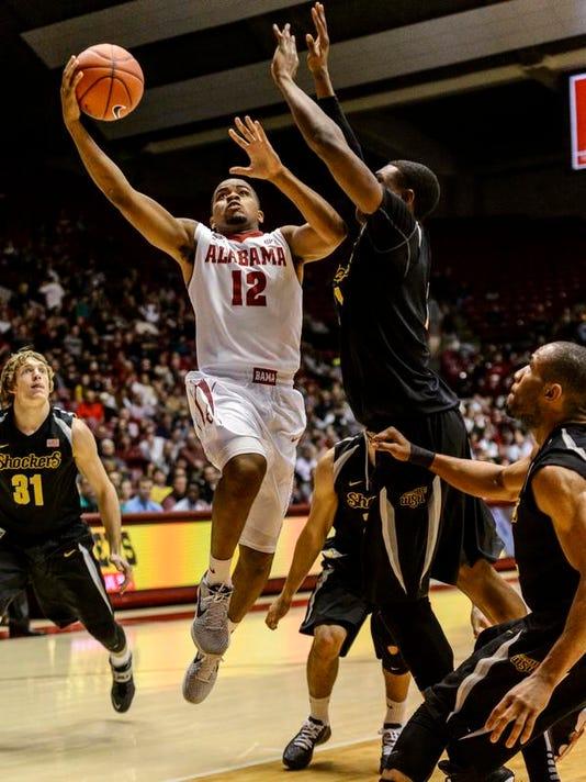 Wichita St Alabama Basketball