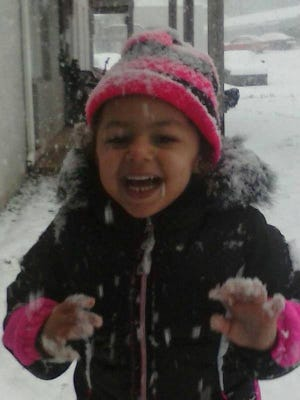 Autumn Milligan, 4, was beaten to death by her mother.