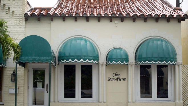 Chez Jean-Pierre Bistro has closed after 29 years in Palm Beach.