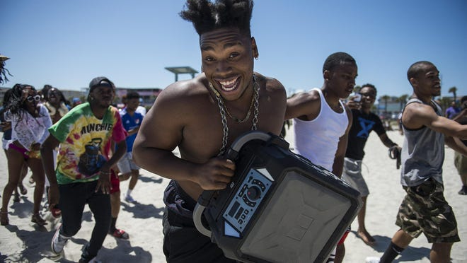 Readers off opinions on the Orange Crush gathering held annually on Tybee Island.