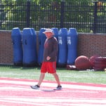 Chuck Martin and the Miami football team open the season at 3:30 p.m. Saturday against Presbyterian at Yager Stadium in Oxford. It's the first meeting between the RedHawks and Blue Hose.