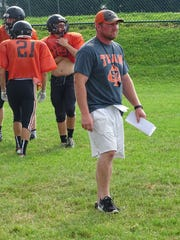 Amanda-Clearcreek alum Nate Saum returns home to become the head coach for the Aces. He takes over for Scott Hinton, who resigned to take the high school principal job.