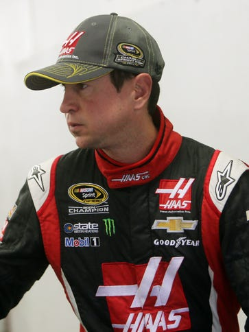 Kurt Busch won the 2004 NASCAR Cup championship and