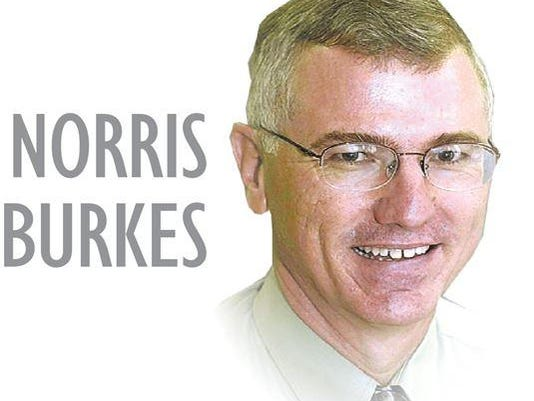 Norris Burkes