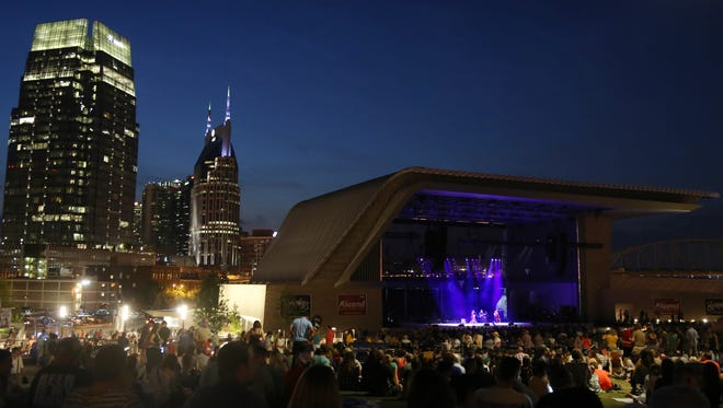 Live Nation's successes in the past 18 months include winning the bid to operate Metro's Ascend Amphitheater.