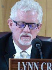 Lynn Crawford's four-year term on the Ruidoso Village