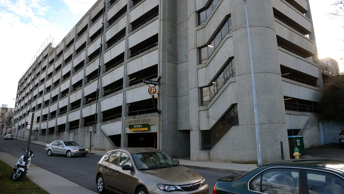 Answer Man Giving up on parking downtown