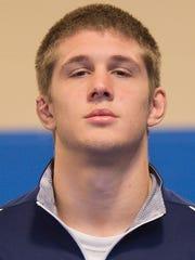 Drew Peck, Chambersburg wrestling