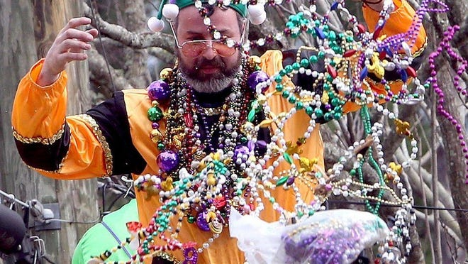 With more than 30 parades combined, the two parishes host the largest Mardi Gras celebration in the U.S. outside New Orleans.