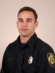 Detroit Firefighter Bryan Kubasta