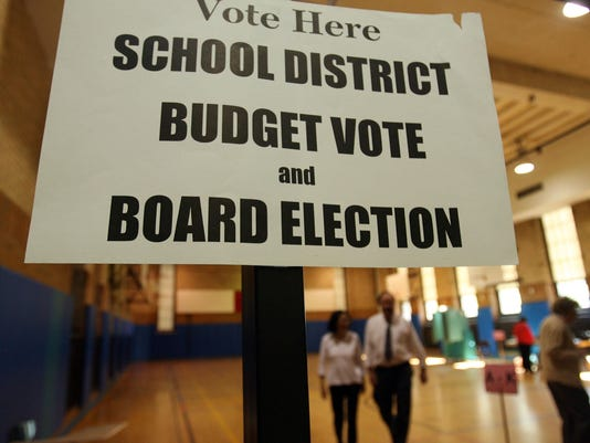 School Board Elections 5-19-09