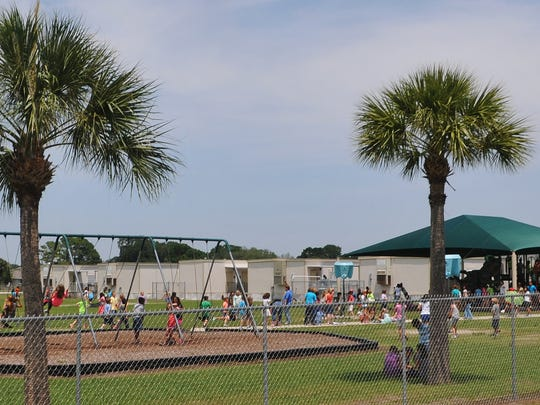 Meadowlane Primary Elemenary was one of five schools that reported AC problems or outages on the first day of class.
