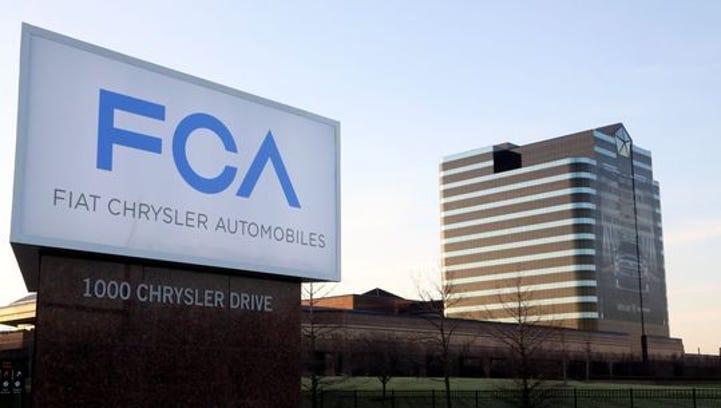 FCA headquarters Auburn Hills, Michigan
