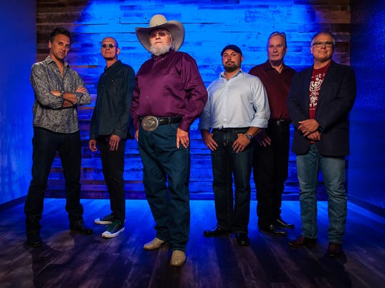 The Charlie Daniels Band will perform Aug. 26 at Shawnee