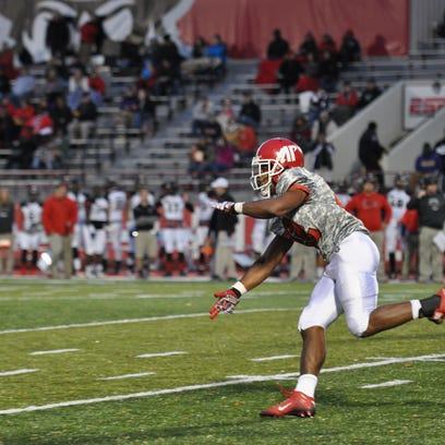 Austin Peay's Kendall Morris was named to the Ohio Valley Conference's All-Newcomer team.
