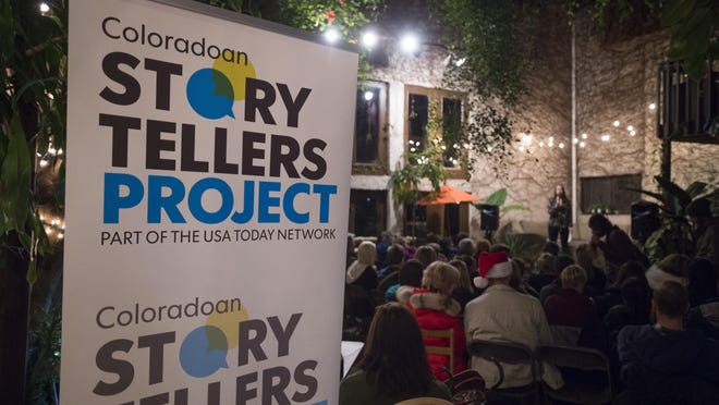 Come to a Coloradoan Storytellers Project evening this Wednesday to hear stories about school.