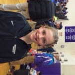 Fayetteville-Manlius eighth-grader Claire Walters won the state cross country championship in the girls Class A race Saturday at Monroe-Woodbury High School. She edged out Corning junior Lawson by 0.3 seconds for the title.