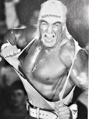 """Born in Augusta, """"Hulk Hogan"""" would go on a wrestling and film career."""