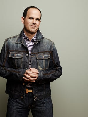 Marcus Lemonis, CEO of Camping World, the title sponsor of the Independence Bowl.