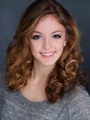 Kylene Spanbauer was crowned Miss Fond du Lac Teen