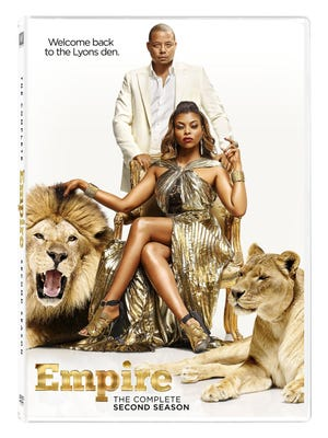 In the second season of 'Empire,' music-industry mogul Lucious Lyon (Terrence Howard) is in prison, which leaves his estranged wife, Cookie (Taraji P. Henson), and their warring sons caught up in a brutal power grab.
