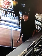 This is another photo Redding police released of the