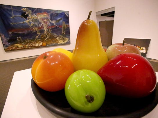 """""""Still Life"""" by Flora Mace and Joey Kirkpatrick is"""
