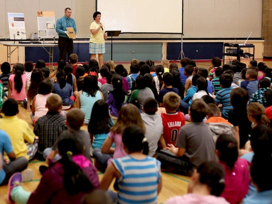 Journeys Salem Oregon >> Lamb Elementary makes history of its own