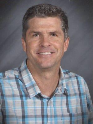 Fossil Ridge High School teacher Joe Allen