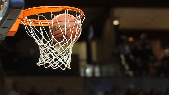 Augustana wins over Harding during Division II Men's