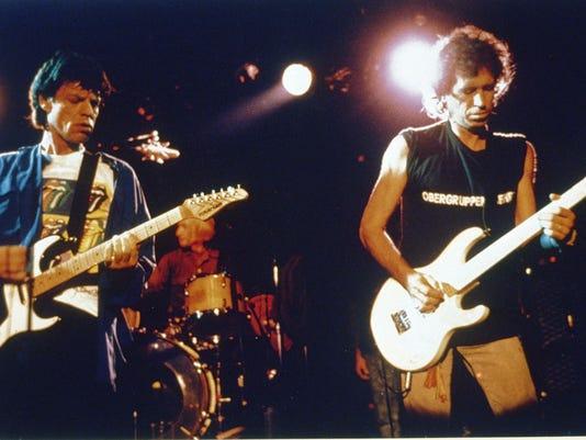Richards Jagger Watts