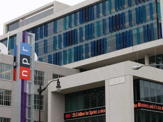 Headquarters for National Public Radio in Washington,