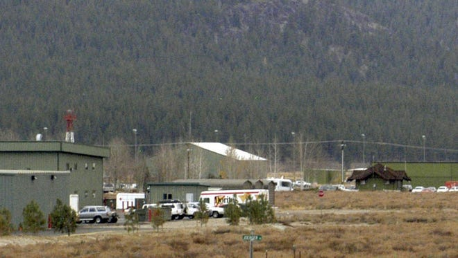 A view of Truckee-Tahoe Airport south of Truckee, Calif. is shown in this 2005 file photo.