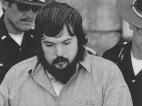 Robert Wall in custody