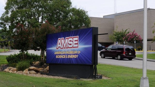 Oak Ridge's landmark American Museum of Science and Energy will move to its new location in June.