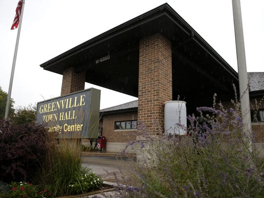 Greenville Town Hall