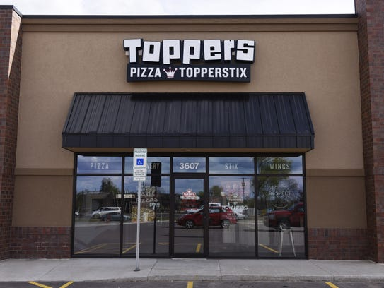 Toppers closed its east-side location and relocated to the Lake Lorraine development, opening in August.