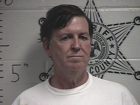 Pete Perry DUI mugshot