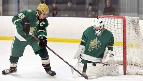 Northern Highlands vs. St. Joe's in the Big North Cup