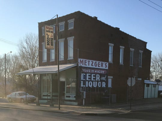 If you are looking for a trendy watering hole, Metzger's is not the place.