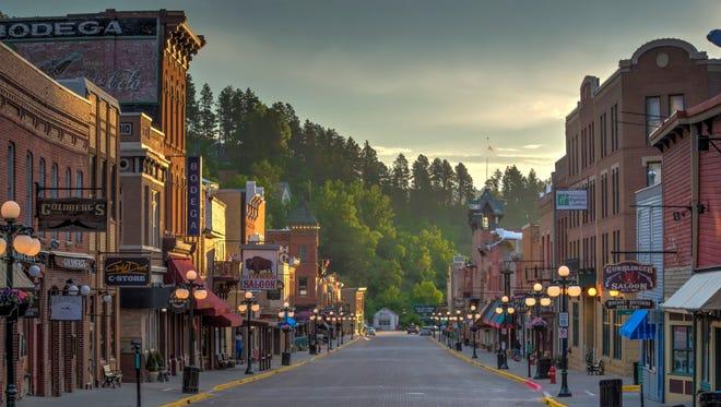 Deadwood, S.D.