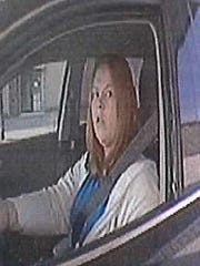 Vernon and Franklin police are searching for this suspect accused of burglarizing a car in Franklin and using checks stolen from the car to steal $15,000.